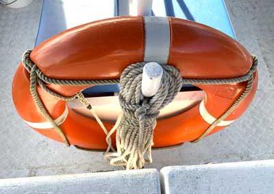 Lifebuoy & Life Jackets